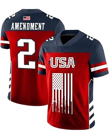 475be3716 Amazon.com: Clothing - Football: Sports & Outdoors: Men, Women, Boys ...