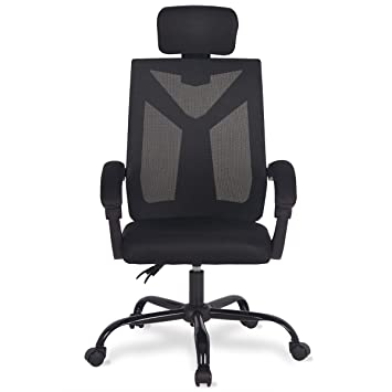 Brilliant Amazon Com Myxmy Office Chair Home Chair Seat Swivel Chair Alphanode Cool Chair Designs And Ideas Alphanodeonline