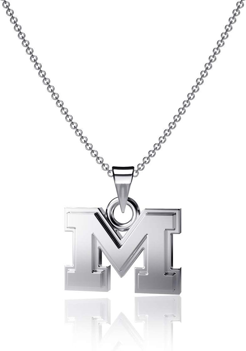 lot of 2 VT VIRGINIA TECH HOKIES NCAA SILVER CHARM BRACELET fan gift jewelry