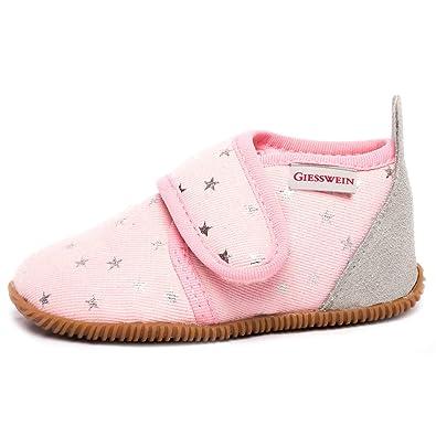 67e0b1b57c7 GIESSWEIN Salsach Chaussons Bas Fille  Amazon.fr  Chaussures et Sacs