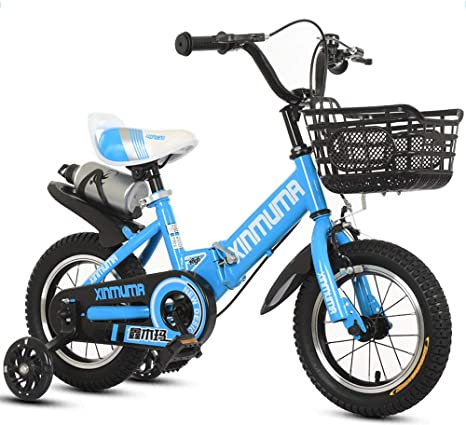 TSDS Bicicleta Plegable Bicicleta de montaña de 16
