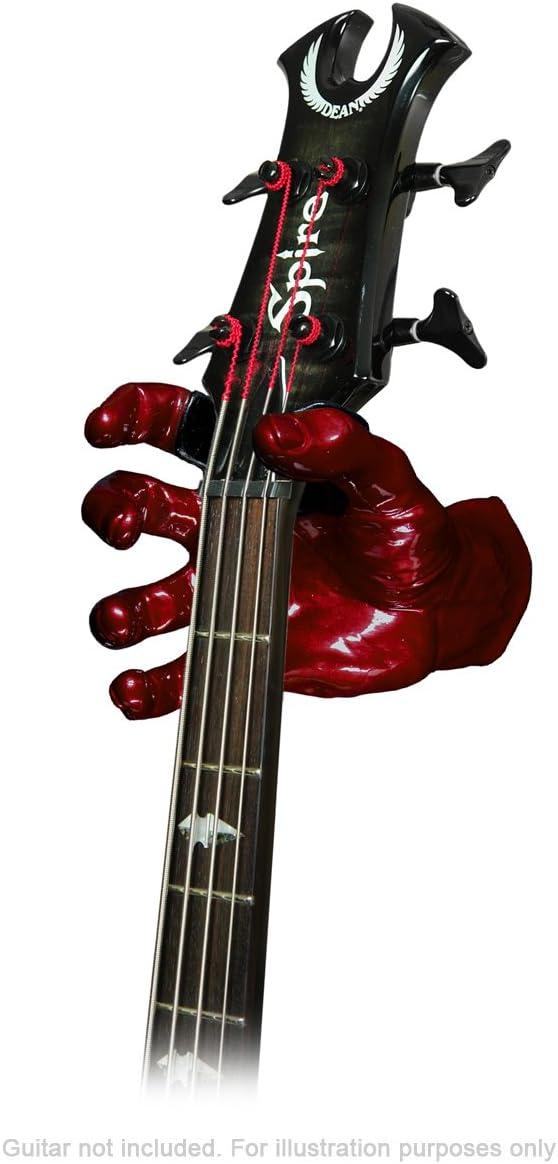 Right-Handed GuitarGrip RHGH-101R Male Standard Grip Silver Metallic