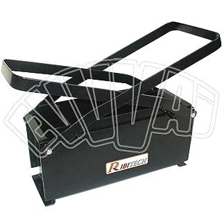 Cassetta porta-attrezzi in lamiera piegata e punzonata grezza 300x200x150mm per trattori di Ama