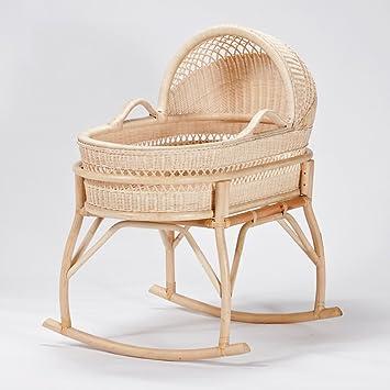 qffl tilan baby korb tragbare baby rattan bett cradle shaker baby shaker bett schlafkorb