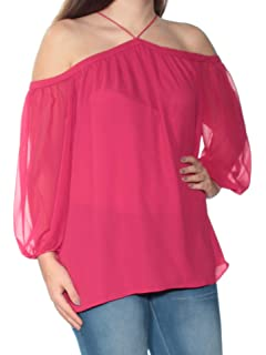d80f1d3d6ae10 1.State Womens Cold Shoulder Tiered Sleeve Blouse at Amazon Women s ...