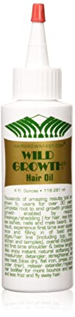 "Wild Growth Hair Oil 4oz ""Pack Of 2"" by Wild Growth"