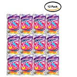 Cheap PACK OF 12 – Plackers Kids Dental Floss Picks, Fruit Smoothie Swirl with Fluoride, Dual Grip – 75 Count