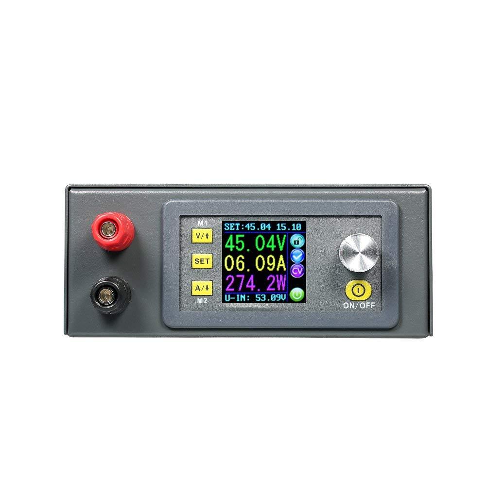 DollaTek DPS3005 Communication USB Tension constante Courant abaisseur Module dalimentation Convertisseur de Tension LCD Voltm/ètre