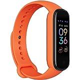 Amazfit Band 5 Fitness Tracker con Alexa Integrado, Naranja (S2005OV3N)