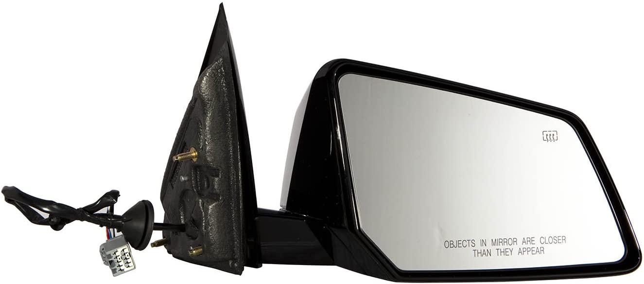 Depo 335-5445R3ELH Saturn Outlook/G.M.C Acadia Passenger Side Power Heated Mirror (07-08 '08 1st Design Without Signal Gloss) 61Dcr5AayfL