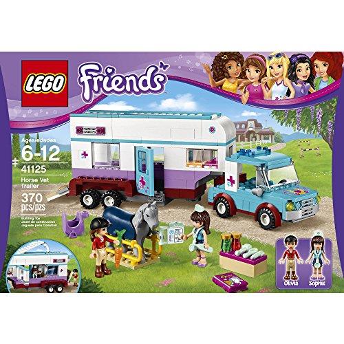LEGO LEGO Friends Horse Vet Trailer 41125