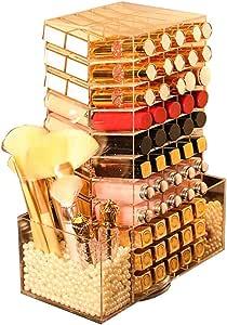 LIYANSBH - Cajas para relojes Spinning Lipstick Holder Tower ...