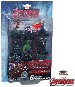 Marvel Heroclix: Age Of Ultron Movie Starter: Amazon.es: Juguetes y juegos