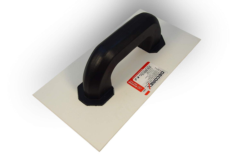 Esp/átula de pl/ástico de Decorex 14/x 28/cm lisa