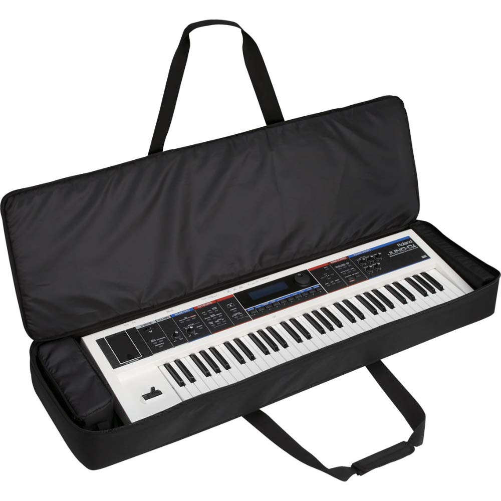 Nera 61 Keys Electric Piano Pack Custodia per tastiera elettrica con strumento universale rinforzato Custodia elettrica per pianoforte