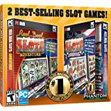 Reel Deal Slots Adventure 2 Pack Jewel Case