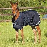 Horseware Amigo Foal Turnout Blanket 54 Navy