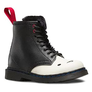 Amazon.com | Dr. Martens Brooklee Boot (Toddler) | Boots