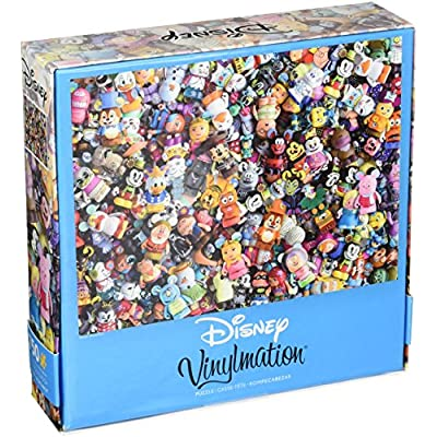 Ceaco Disney Collections Vinylmation Jigsaw Puzzle, 750 Pieces: Toys & Games