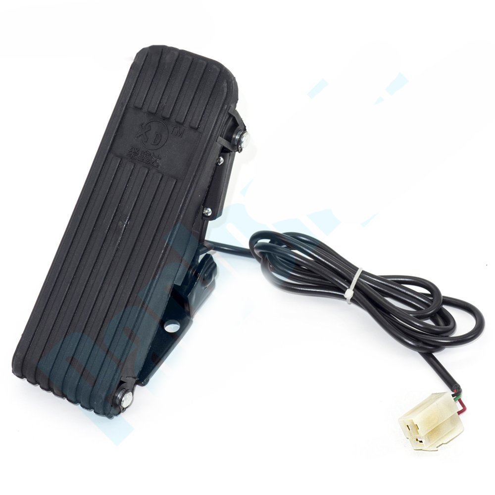 Motor Vehicle Accelerator Pedal Electrical Car Foot Pedal Hall Throttle Accelerator Speed Control Engine Vehicle Accelerator Pedal Electric Car Accelerator Pedal Hall Accelerator Speed Cruise Control