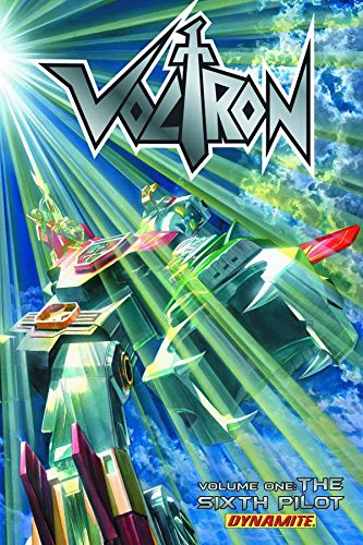 Voltron Volume 1: The Sixth Pilot