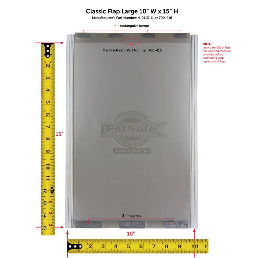 PetSafe Classic Replacement Flap, Large, 700-416