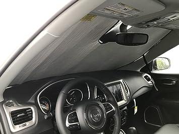 2018 Silver Series 2019 HeatShield The Original Auto Sunshade Custom-Fit for Honda CR-V SUV w//Sensor 2017