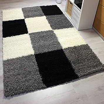 vimoda u alfombra x cm de pelo largo moderna shaggy estilo diseo