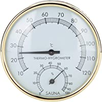Basturums digital termometerhygrometer, hög temperaturbeständig och explosionssäker design, lämplig för lång tid i…
