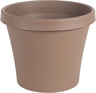 "product image for Bloem Terra Pot Planter - 14"" - Chocolate"