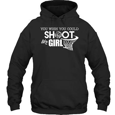 ba4b66636 Amazon.com  Basketball T-Shirt Design - Like A Girl Basketball Tee Shirt  For You and Family  Clothing