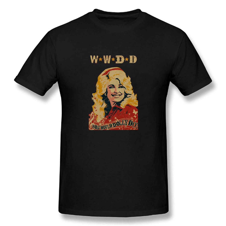 e8d3ab59ead47 Amazon.com  Dec.Anngela Dolly Parton Men s Fashion T Shirts  Clothing