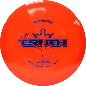 Dynamic Discs Lucid EMAC Truth Midrange Golf Disc [Colors May Vary]