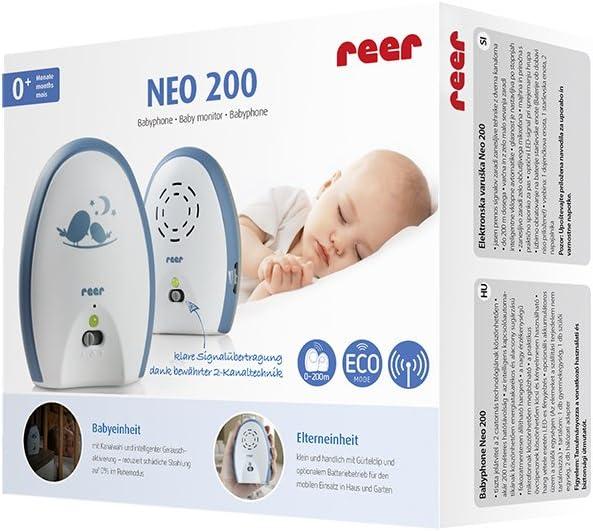Reer 50040/Neo Digital Bianco