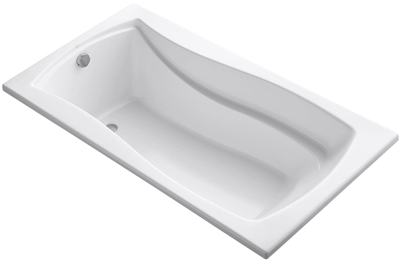 KOHLER K-1229-0 Mariposa 5.5-Foot Bath, White