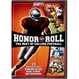 ESPNU HONOR ROLL: BEST OF COLLEGE FOOTBALL VOL 2