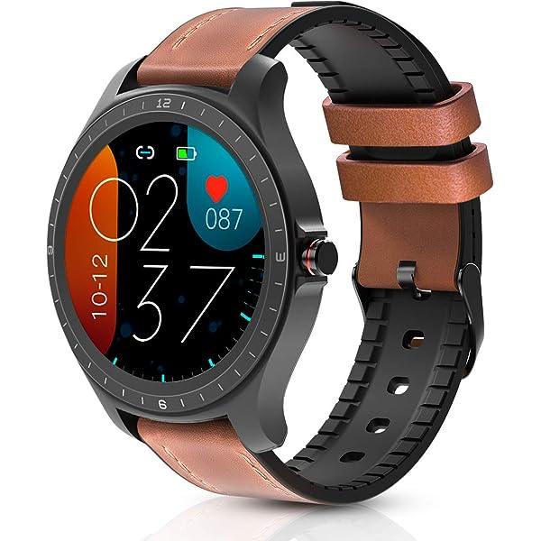 Zerone Fitness Tracker Reloj deportivo, IP68 impermeable al aire ...