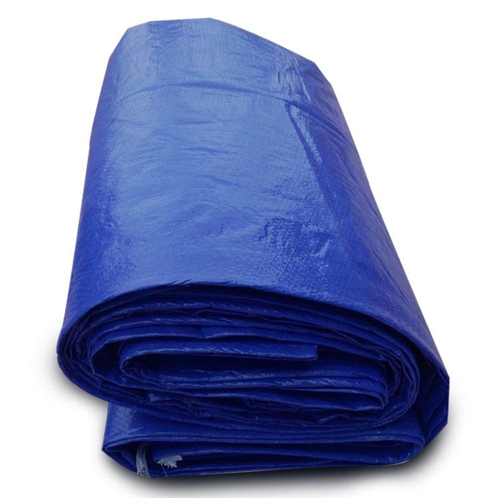 2x3m DYFYMXOutdoor Equipment Tissu /épais imperm/éable Pare-Soleil Voiture b/âche Haute temp/érature Anti-/âge Bleu @ Bleu