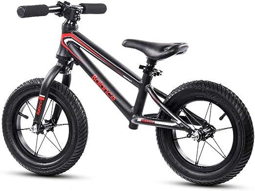 SJSF Y Bici Equilibrio de 12 Pulgadas, Bicicleta Ligera sin Pedal ...