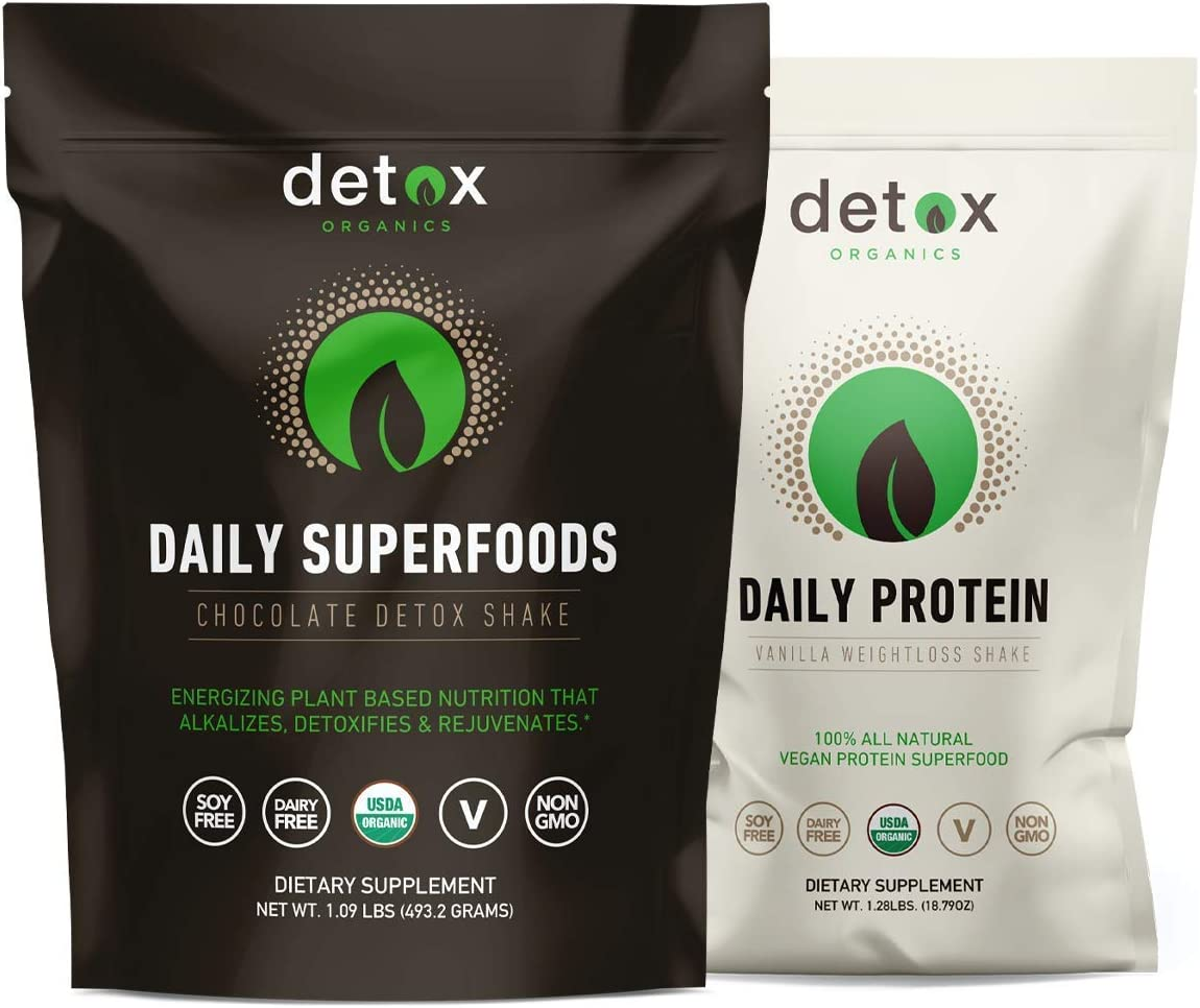 Detox + Protein Bundle