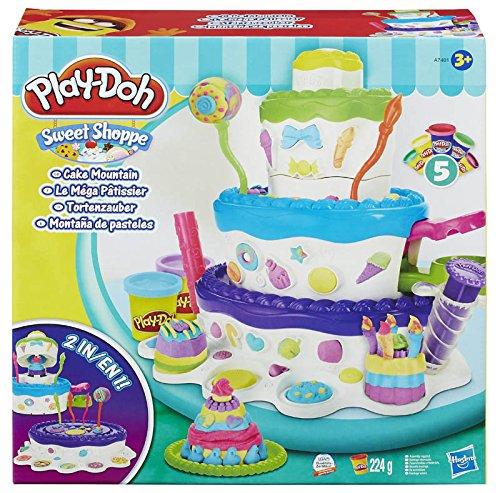 157 opinioni per Hasbro- Play-Doh Torta Pasticciona
