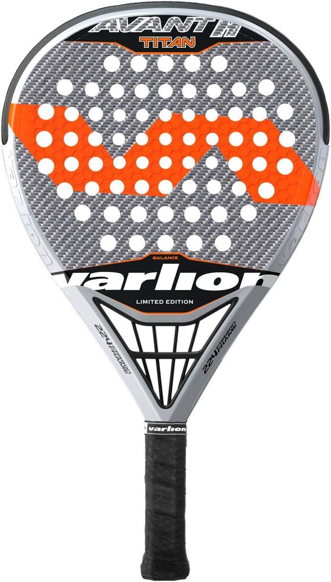 VARLION Avant H Titan Limited Edition Pala de pádel, Unisex Adulto