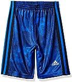Kyпить adidas Little Boys' Athletic Short, Hi/Resolution Blue, 6 на Amazon.com