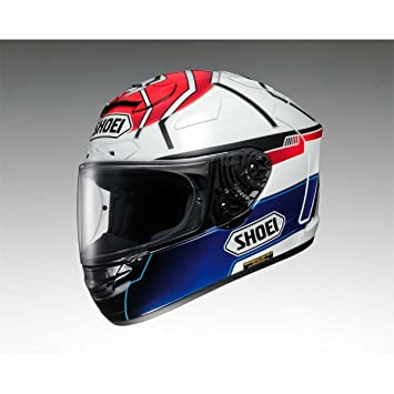 Shoei x-Spirit 2 Márquez Motegi casco de moto Blanco blanco Talla:XL