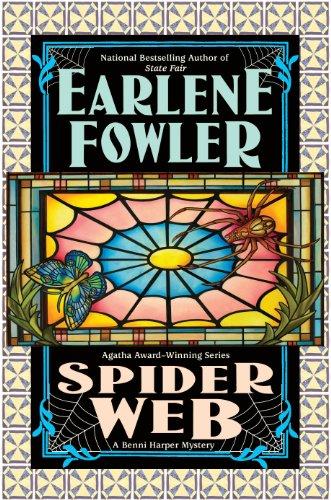 Spider Web (Benni Harper Mystery Book 15)