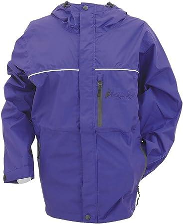 Purple, Small Frogg Toggs Java Toadz Womens Rain Jacket