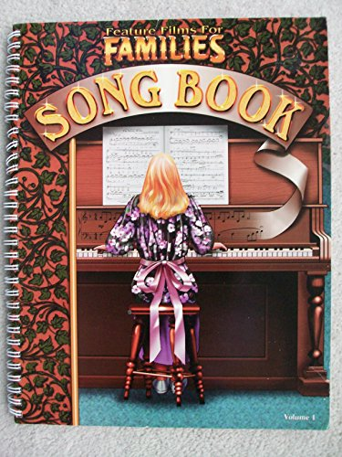 Great Family Songbook - FEATURE FILM for FAMILIES SONGBOOK: Music from the Motion Pictures: Rigoletto; Behind the Waterfall; The Butter Cream Gang; The Seventh Brother & In Your Wildest Dreams