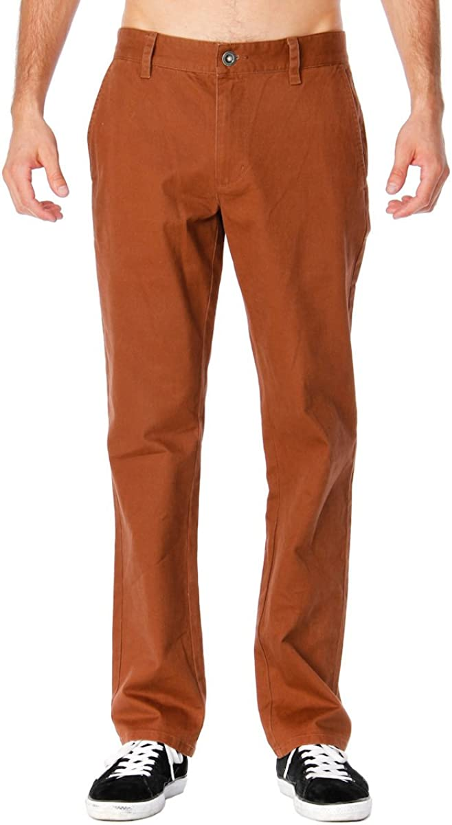 RVCA Mens All Time Chinos