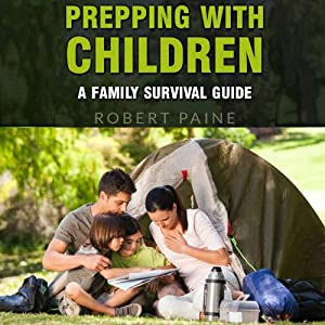 Prepping with Children Audiobook