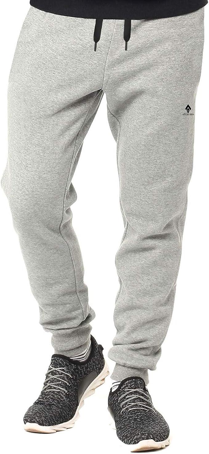 urban ace - Pantalones de Jogging para Hombre en la Tendencia ...